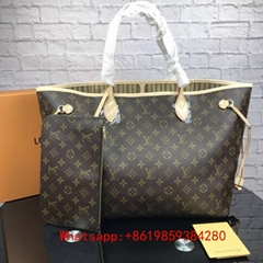 LV NEVERFULL bag LV women's bag LV handbag LV bag Louis vuitton (Hot Product - 1*)