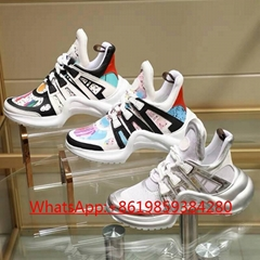 New Louis Vuitton ARCHLIGHT shoes LV sneakers LV women's shoes LV men's shoes