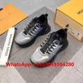2019 New Louis Vuitton Run Away Pulse Sneaker LV Men Women Shoes LV Running shoe