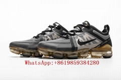 Nike Air VaporMax Flyknit Sneakers Nike sport shoes Nike Running Shoes men shoes (Hot Product - 3*)