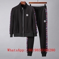 Fendi Tracksuit Fendi Logo Sweatshirt hoodie Fendi jogging suit  fendi clothes