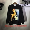 Givenchy hoodie Givenchy Rottweiler Sweatshirt Givenchy paris iconography hoody