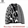 Givenchy wool Sweater Givenchy knitwea Givenchy jumper Men women logo sweatshirt