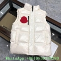 Moncle-r down Vest moncl-er Ghany Water Resistant Shiny Nylon Down Puffer Vest 7