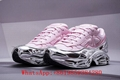 adidas X Raf Simons Ozweego sneakers Pink and Silver Metallic adidas sneakers