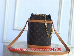 Newest Arrival Louis Vuitton Milk Box handbags LV Leather backpack hot sale