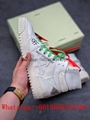 Wholesale Newest Attival OFF-WHITE OFF-Court 3.0 high-top sneakers hot sale