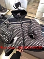 New REVERSIBLE DOWN JACKET Double-Sided Dior Oblique Technical Taffeta hot sale