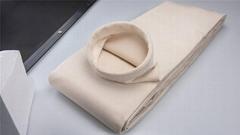 厂家定做除尘器滤袋 涤纶针刺毡滤袋防静电耐高温锅炉除尘袋