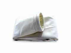 常温覆膜除尘布袋 涤纶针刺毡除尘袋 涤纶酯PE除尘布袋