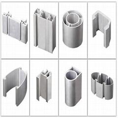 Popular industrial customized anodized aluminum extrusion profile