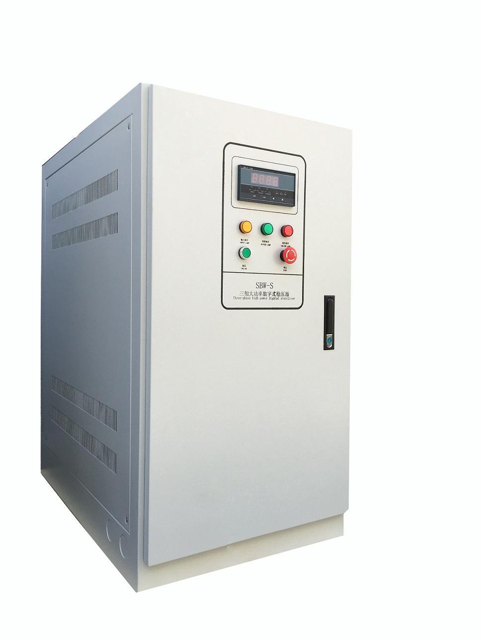 供應上海岡穩微機控制數控設備專用穩壓器 1