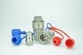 KZF不鏽鋼開閉式高壓油管耐高