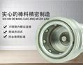 KZF304不鏽鋼開閉式液壓快速接 耐高溫高壓 5