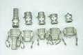 不鏽鋼扳把式快速接頭外螺紋鋼管水泵配件 5