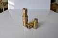 PT平頭式液壓快速接頭破碎錘打樁機挖掘機專用 4