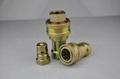 KZD7241-B黄铜液压快速接头耐高压耐高温 3