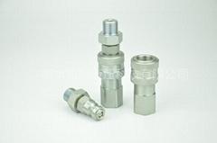 LKJI超高壓快接頭千斤頂油泵油管專用