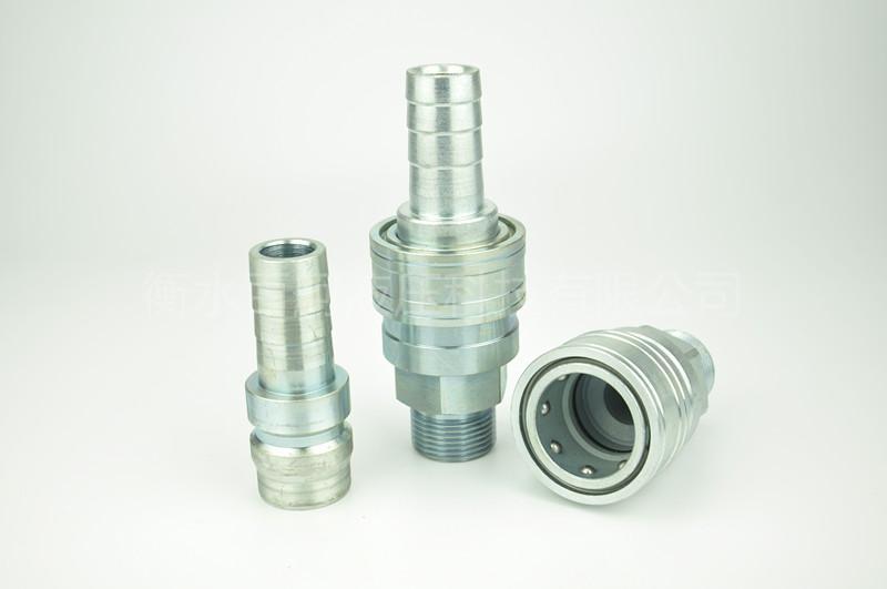 QKD-T单手半自动气管水管接头 3