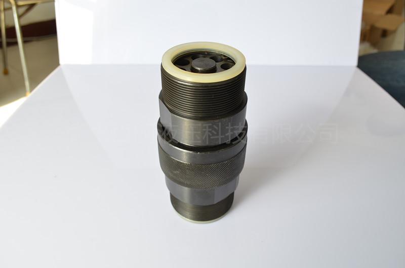 QZB275-77開閉式液壓快速接頭高壓油管接頭 3