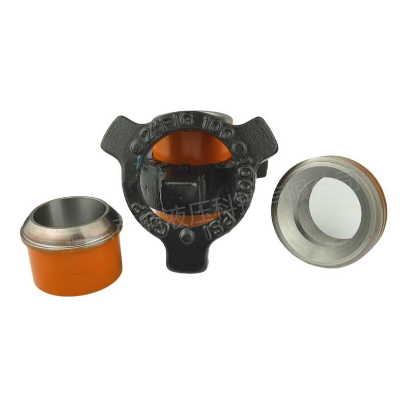 高壓油壬錘擊油壬焊接式由壬自封由壬 2