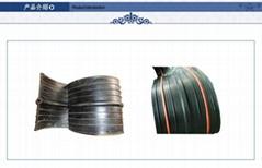 300*8*R12鐵路工程用中埋式651型橡膠止水帶