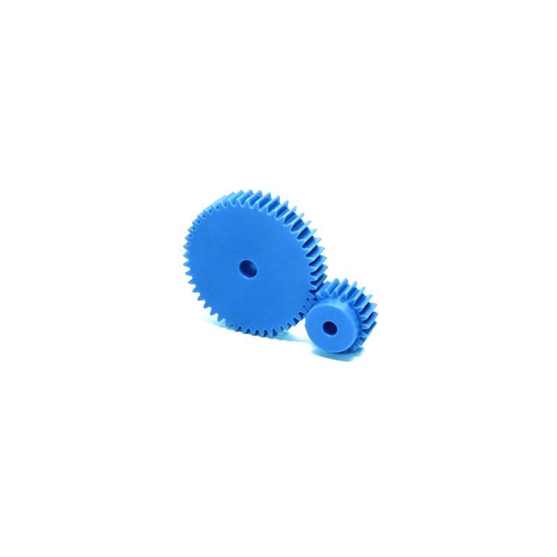 Plastic gear motor injection plastic mould 1