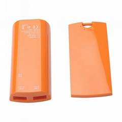 customized Portable mobile power bank shell plastic injection molding