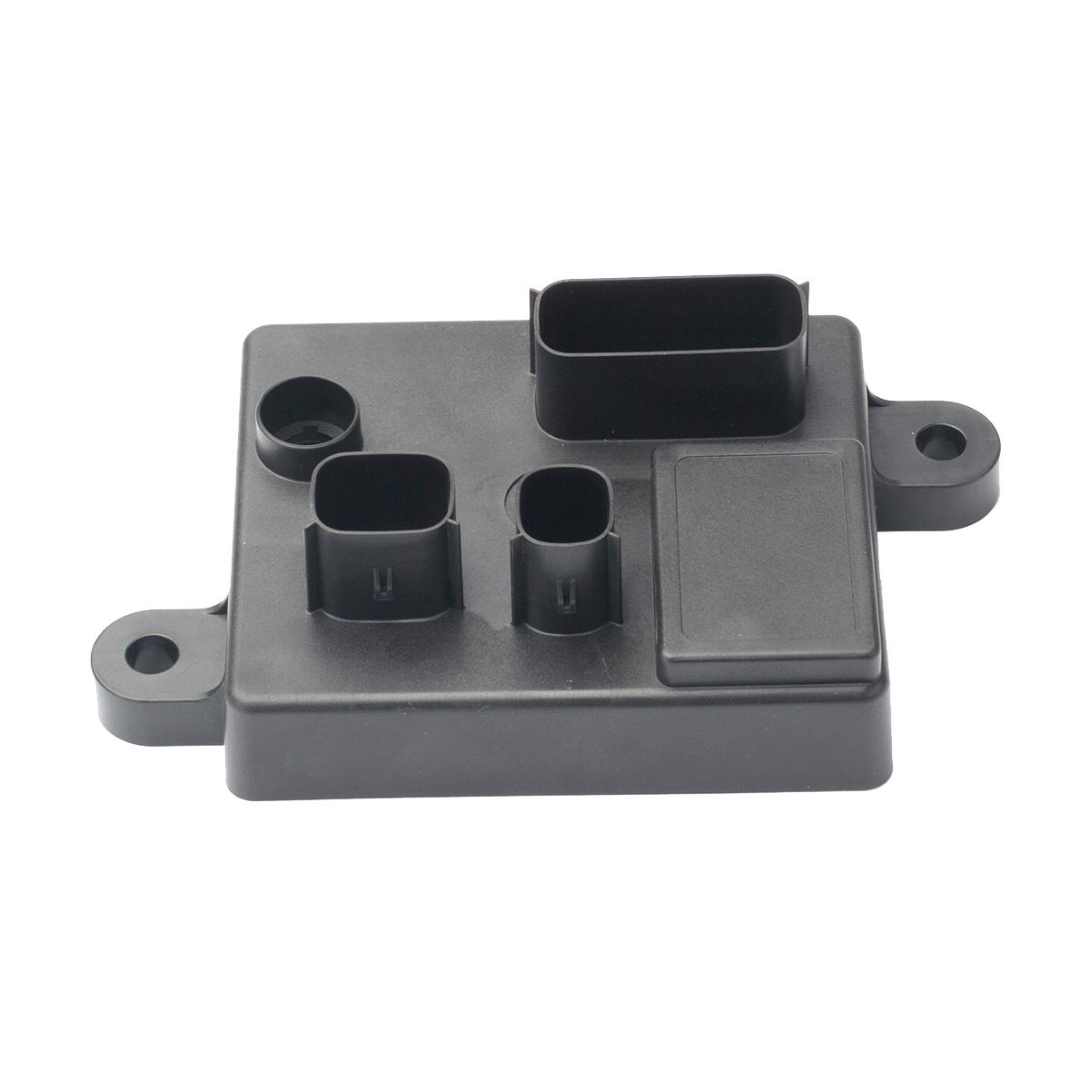 customized home appliance control box plastic injection molding 1