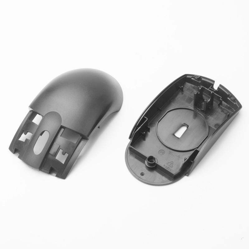 customized mouse cover plastic injection molding 1