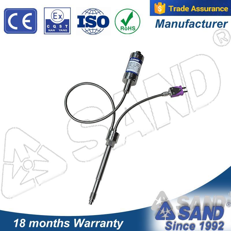 0~1oV PT124/PT124B高溫熔體壓力傳感器/變送器 2