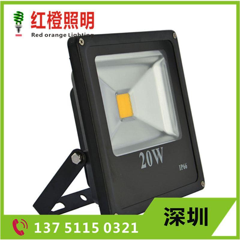 LED投光灯户外灯广告灯 1