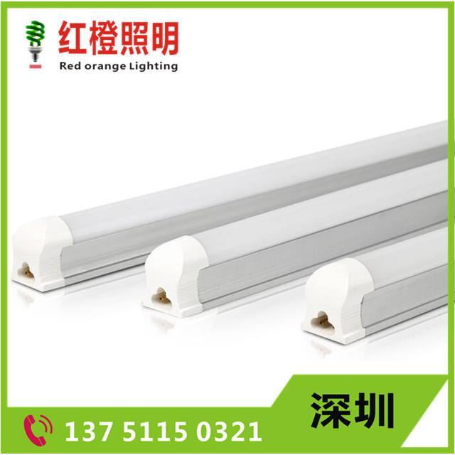 LED灯管T5T8一体化灯管节能感应雷达灯管 1