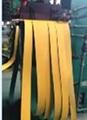 Rubber transmission belts 4