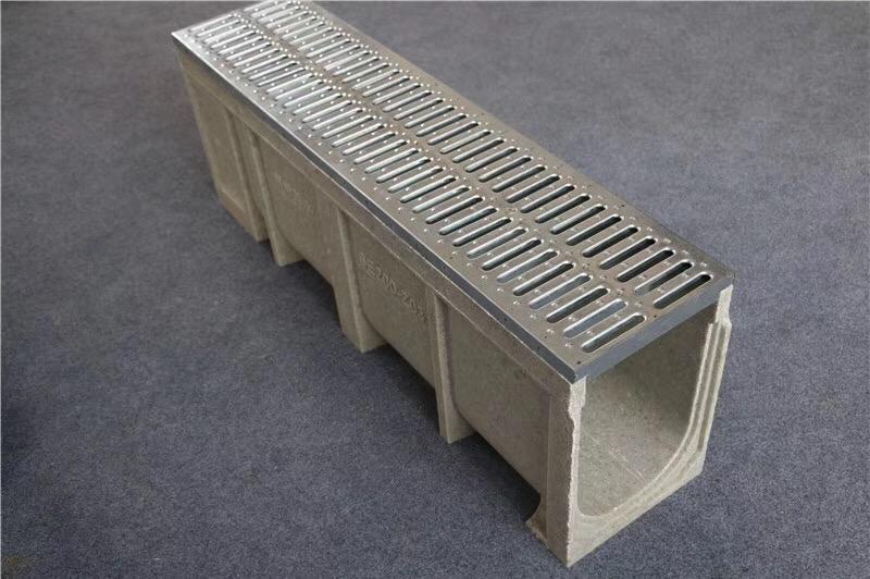 成品排水溝線性排水溝樹脂排水溝 2