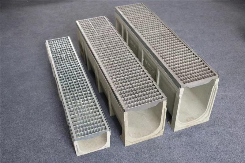 成品排水溝線性排水溝樹脂排水溝 3