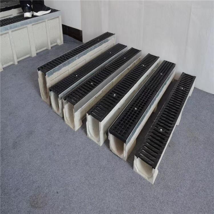 成品排水沟线性排水沟树脂排水沟 4