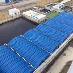 玻璃鋼拱形蓋板污水池蓋板集氣罩