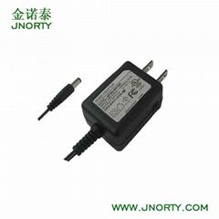 金諾泰 12V1A電源適配器 美規 和 日規插頭
