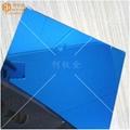 鏡面寶石藍高比不鏽鋼幕牆裝飾板