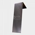 不鏽鋼真空電鍍深黑色亂紋裝飾板