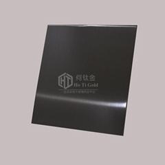 发纹黑钛304电梯装饰不锈钢板