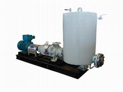 Synchronous vacuum tank Self-Priming Chemical Process Pump