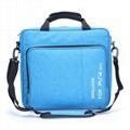 Multifunction Bag for PS4 Slim Protector Shoulder Carry Bag Canvas Case For Play