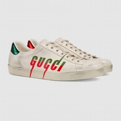 Men's Ace sneaker with Gucci Blade gucci white leather shoes gucci sneaker