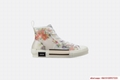 "FLOWERS TECHNICAL CANVAS ""B23"" HIGH-TOP"