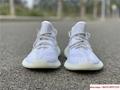 "Yeezy Boost 350 V2 ""Static        reflective sport shoes  EF2367 white 2"