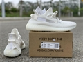 "Yeezy Boost 350 V2""All white"" yeezy sport shoes        runnihng sneaker  8"