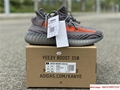 Yeezy Boost 350 V2 grey and orange triple EG7963 adias yeezy shoes  7