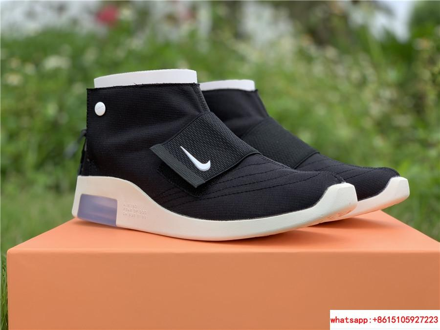 Fear of God x Nike Air Fear Of God Mid Moccasin 1